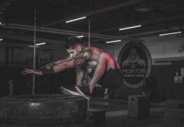Berberyna  w diecie sportowej