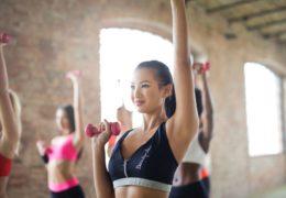 Kilka tricków na potężną klatkę piersiową